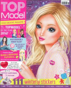 Top Model - Unique Magazines Blog