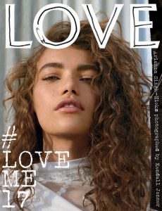 Love Magazine Arianna Singh-Hicks Issue 17
