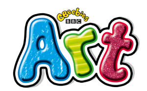 CBeebies Art Magazine Logo