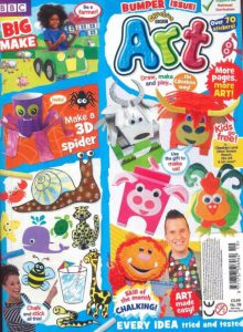 CBeebies Art Magazine Issue 119