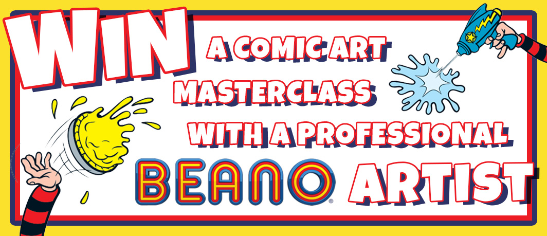 Beano Artist Competition