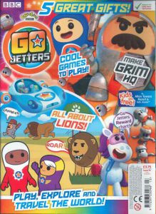 Go Jetters issue 14 - Play, explore and travel the world, cool games to play