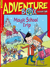 AdventureBox Kids Magazine