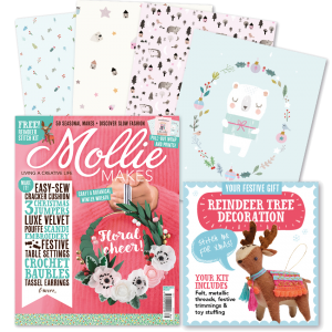 Mollie Makes – Issue 86