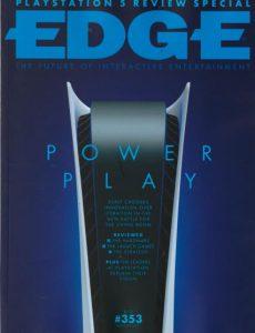 Unique Magazines Edge Magazine