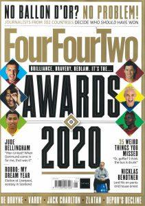 Unique Magazines Four Four Two
