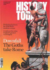 Unique Magazines History Today