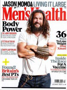 Unique Magazines Mens Health