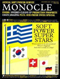 Unique Magazines Monocle
