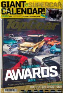 Unique Magazines Top Gear Magazine