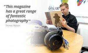 Unique Magazines - British Journal of Photography and Thomas Robson