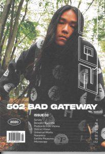 502 Bad Gateway Magazine - Unique Magazines