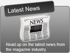Read up on the latest Magazine industry news