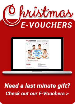 Christmas Email Vouchers - Promotional Image