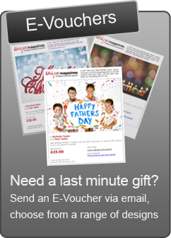 Email a Gift Voucher - Promotional Image