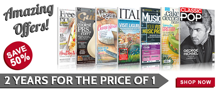 Amazing Offers - 2 for 1 on selected Magazine Subscriptions