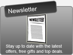 Signup to receive our Newsletter